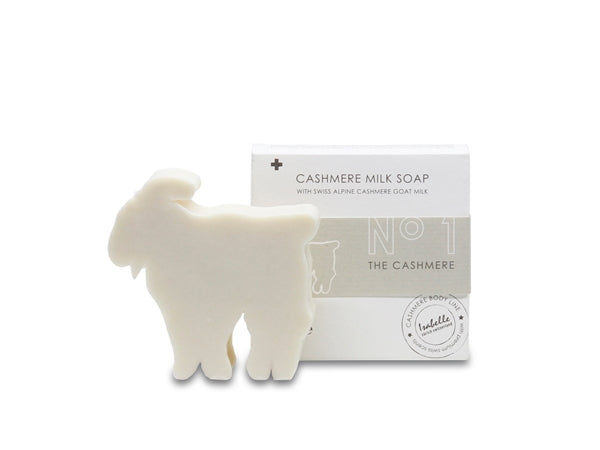 "Milk Soap ""The Cashmere"" I Nr. 1"