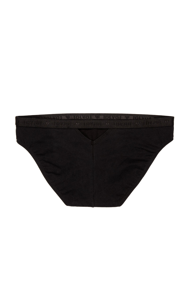 "Intimates Panty ""Lady's Nightcap"" I black"