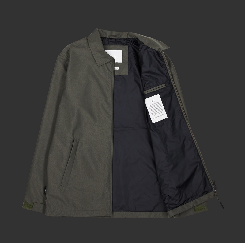 "Jacket ""Bouquet"" I olive"