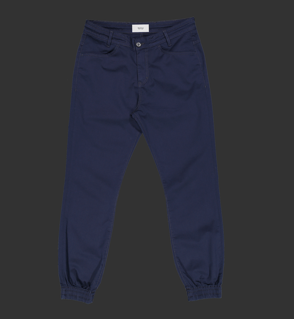"Pants ""Nautical"" I navy blue"