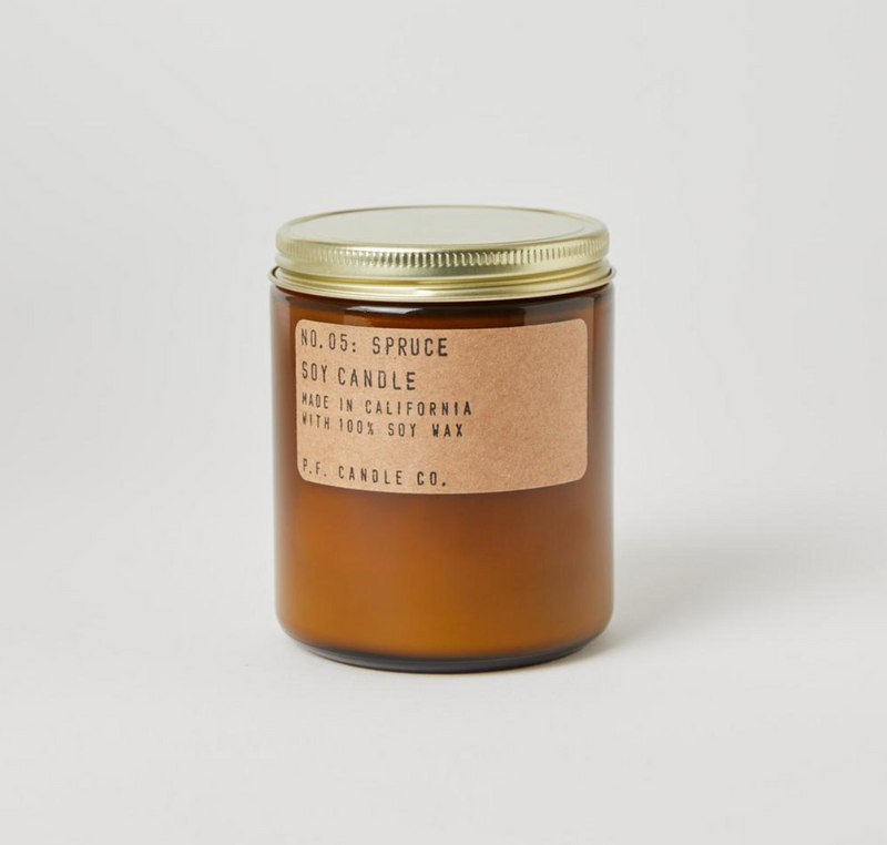 "Candle ""Spruce"""