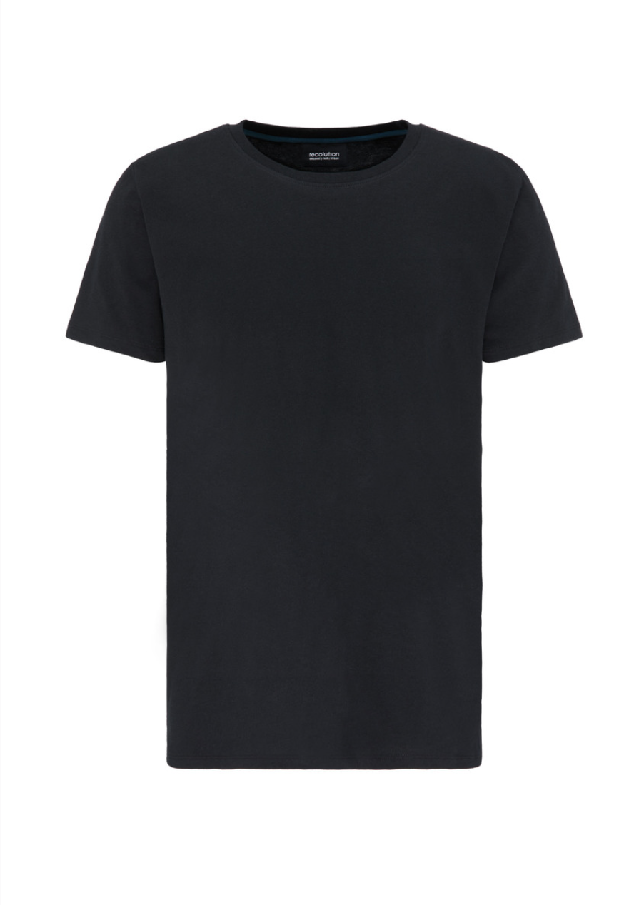 "T-Shirt ""Basic"" I black"