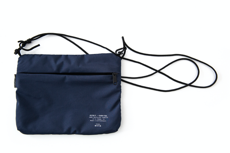 Cross Bag I blue