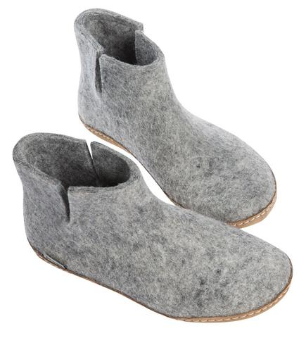 Slipper I grey