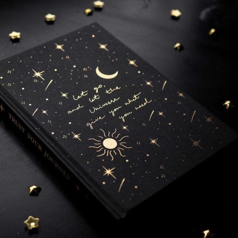 "Buch ""Dreamy Journal Sun & Moon & Stars l x Annie"