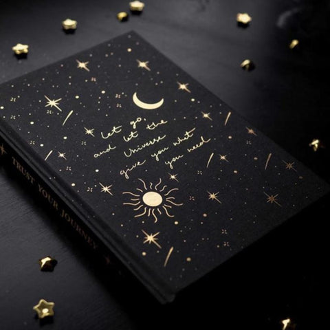 "Buch ""Dreamy Journal Sun & Moon"" l x Annie"