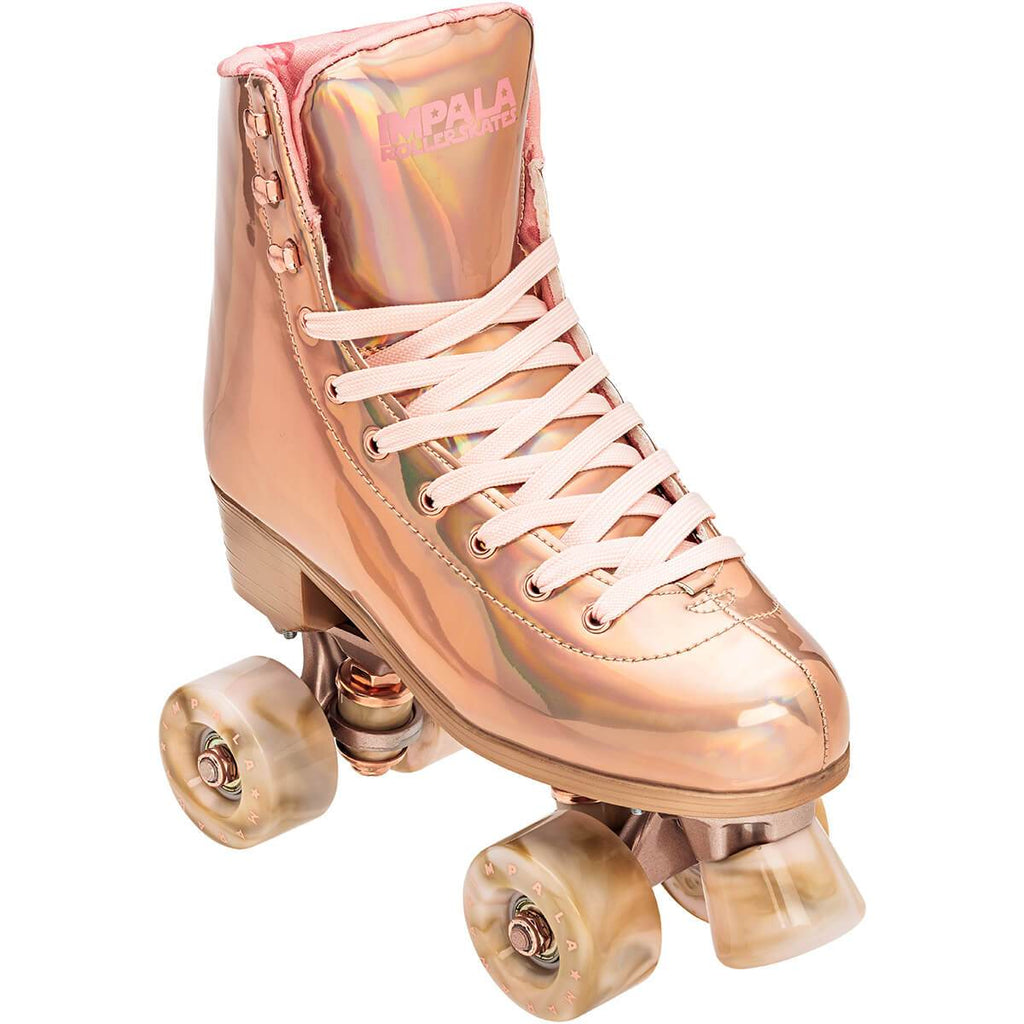 "Rollerskate ""Sexy Gold"""