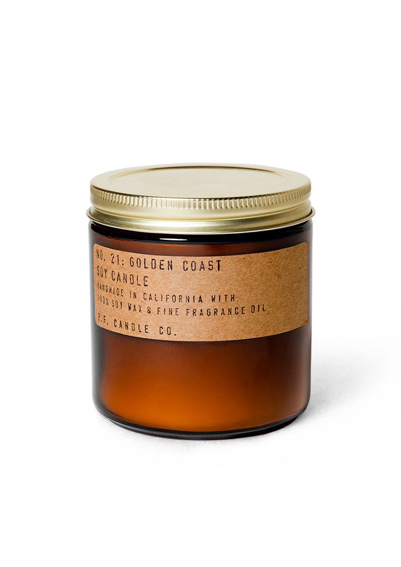 "Candle ""Golden Coast"""