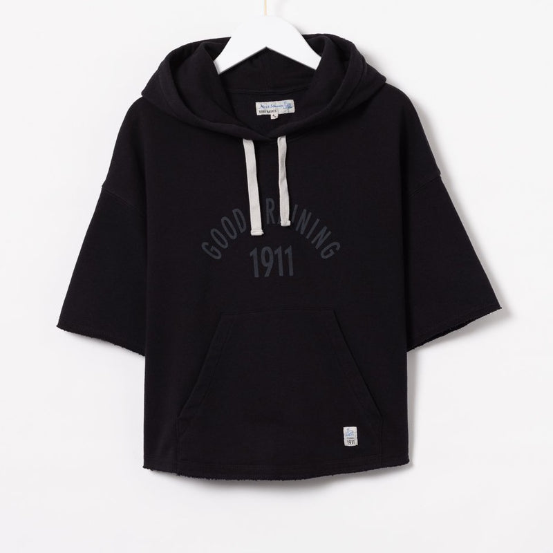 "Hoody ""Good Training"" I black"