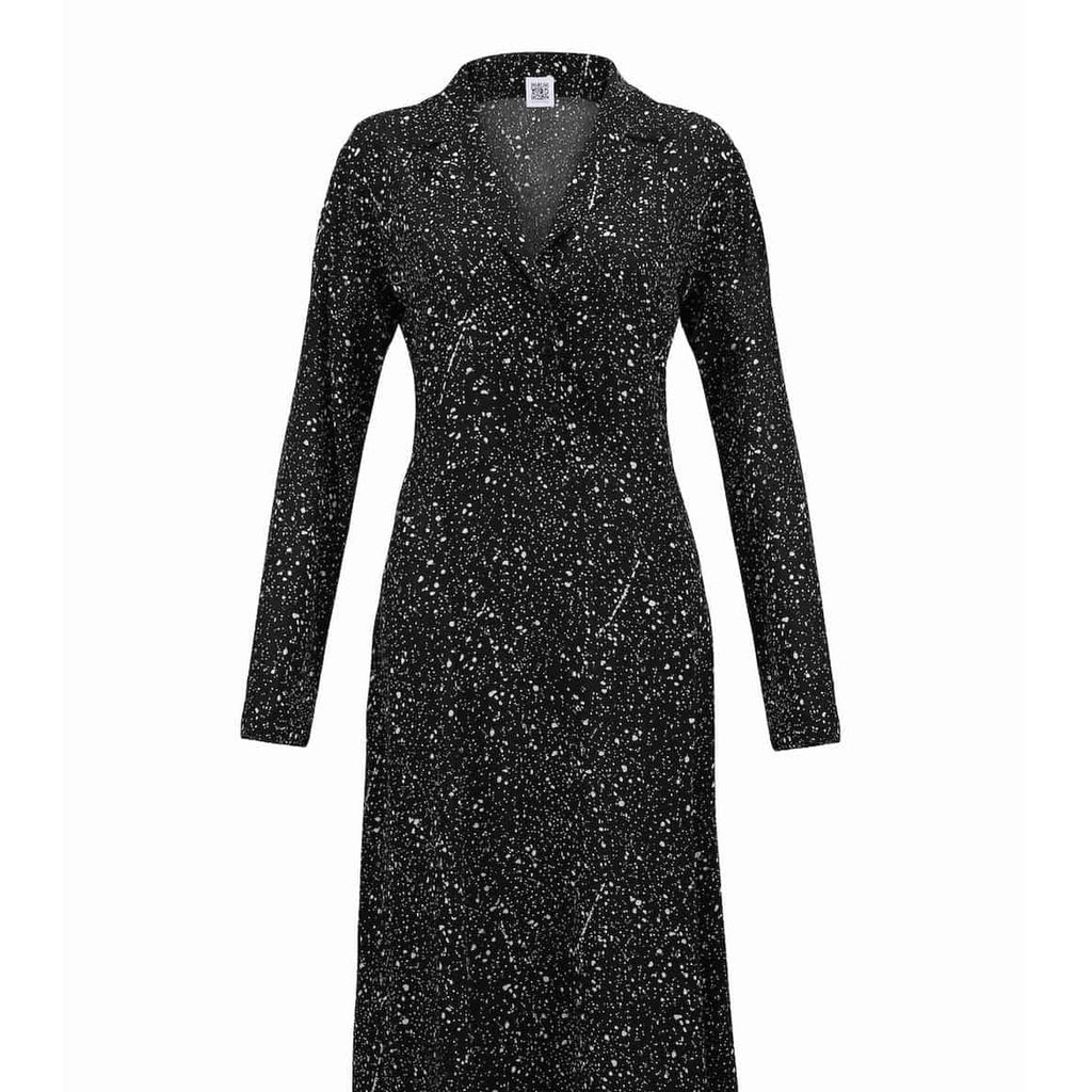 "Kleid ""Ivyy"" I star black"