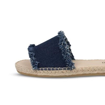 "Slipper ""denim"" I denim"