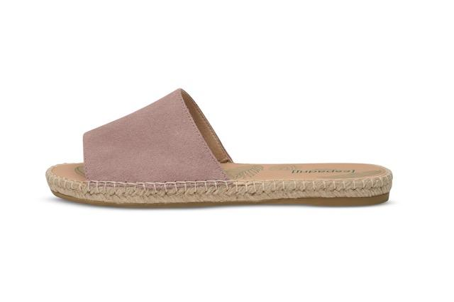 "Slipper ""Plage"" I rose"