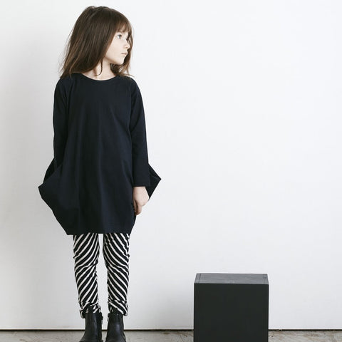 "Cardigan ""Long"" I black"