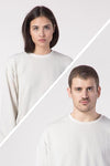 "Sweater ""Amado"" I white"