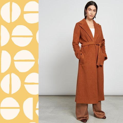 "Jumpsuit ""Milou"" I brown"