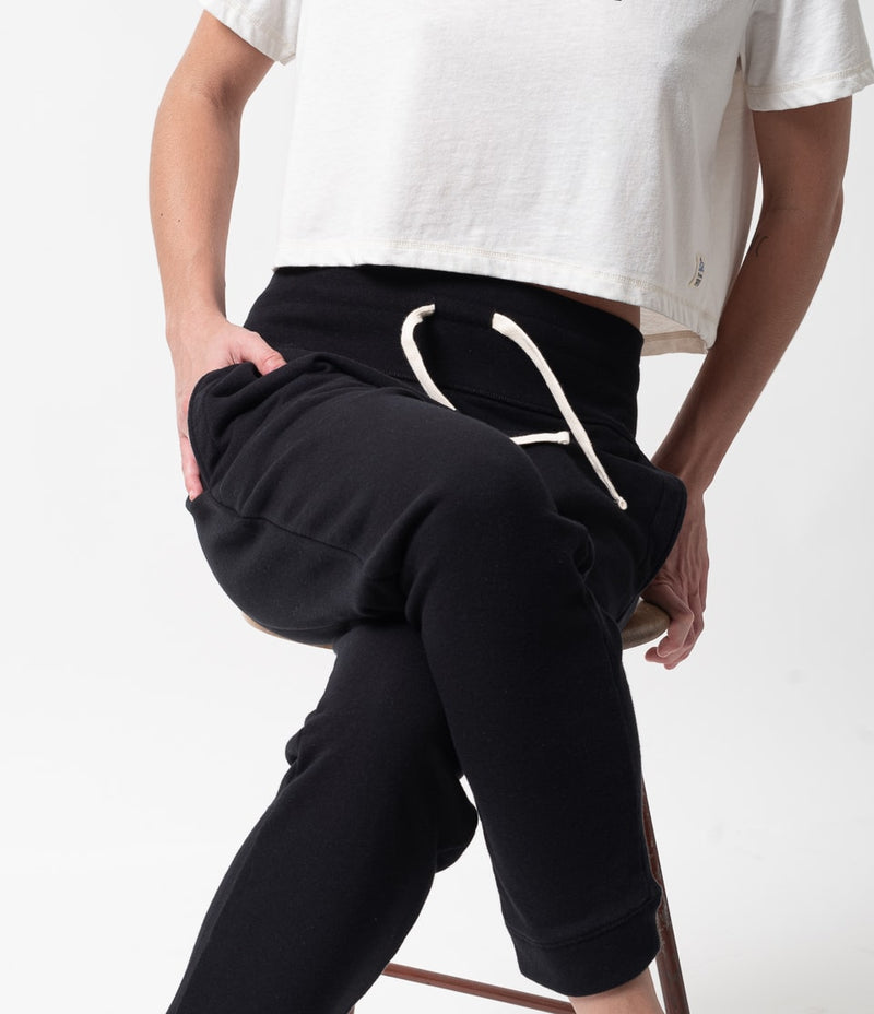 "Trainerhose ""Good Training"" I black"