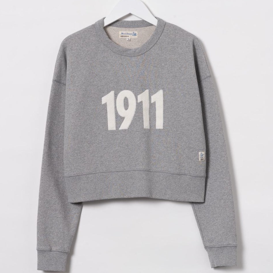 "Sweater ""1911"" I grey"
