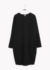 "Dress ""Oval"" I black"