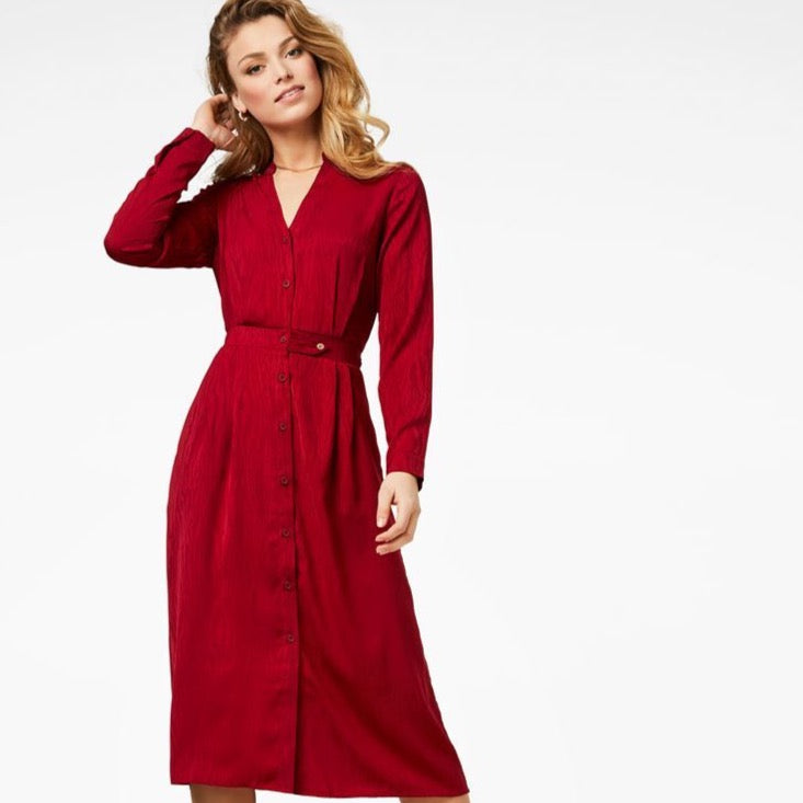 "Kleid ""Stine"" I red"