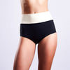 "Swimwear ""Surfshorts"" I black-grey-white"