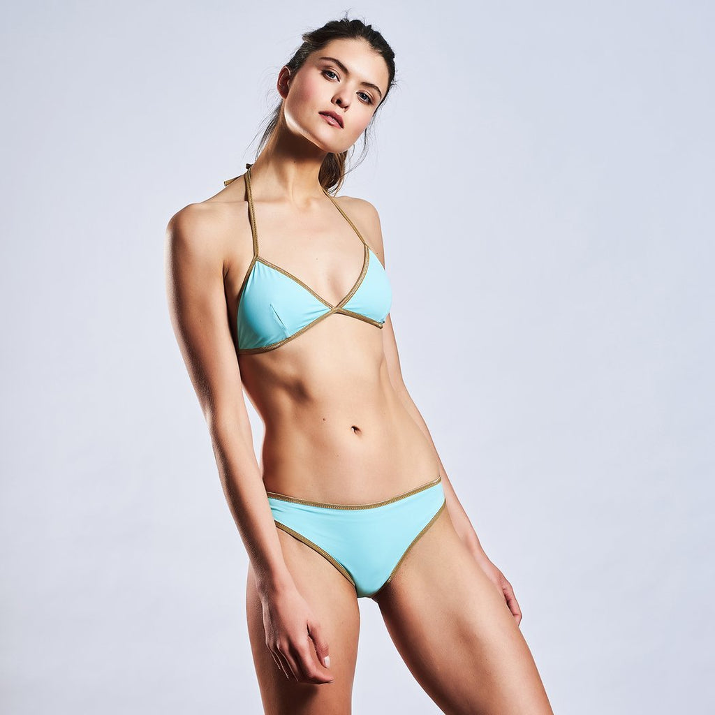 "Swimwear ""Triangletop"" I pool tonic"
