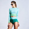"Swimwear ""Surfshirt"" I shades of the sea"