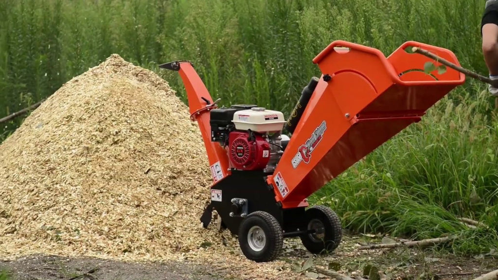Wood Chipper GS650 Briggs and  Stratton Engine