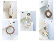 Load image into Gallery viewer, Resin Earrings 1