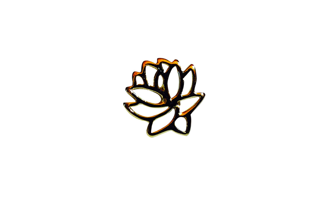 925 Lotus Flower Post EA20006