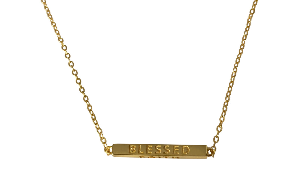 Love, Blessed, Believe, Faith bar NK20520