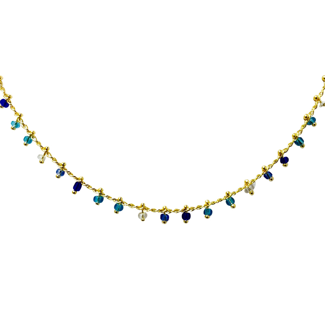 Blues choker