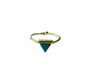 Tq Triangle Ring