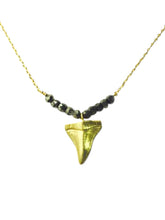 Load image into Gallery viewer, Shark Tooth Pyrite