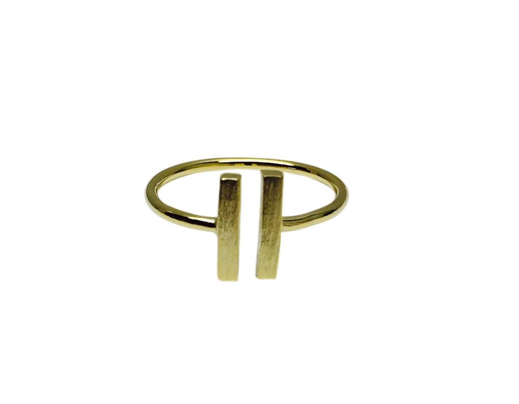 T Brass ring