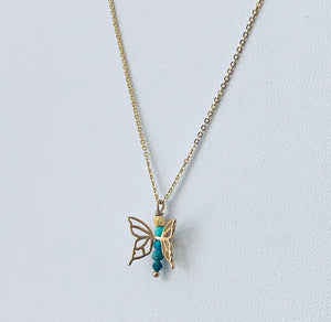 Turquoise Butterfly NK20470