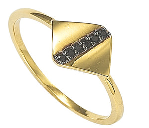 BLk Diamond ring