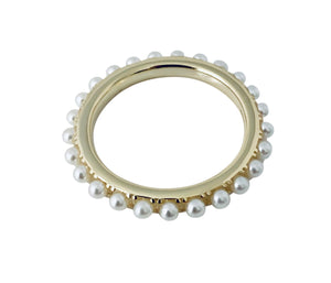 Multi Pearl Ring