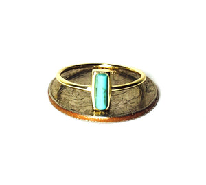 Tq Rectangle  ring