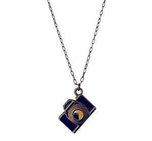 Camera Necklace NK20432