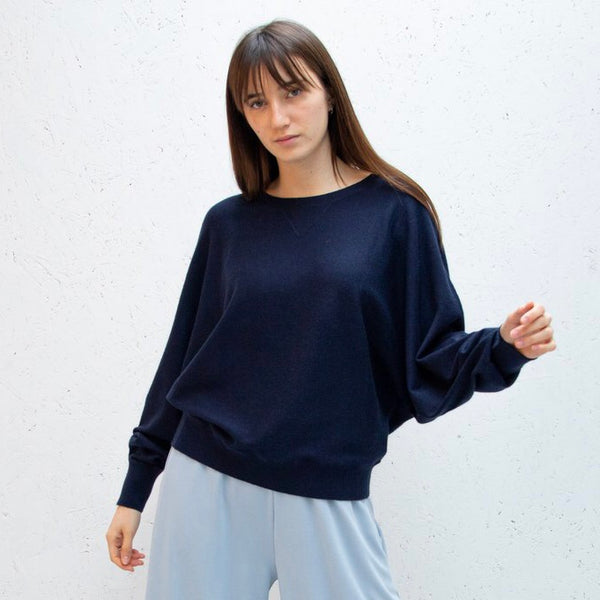 Navy Betty Jumper