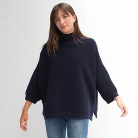 Navy Vicki Jumper
