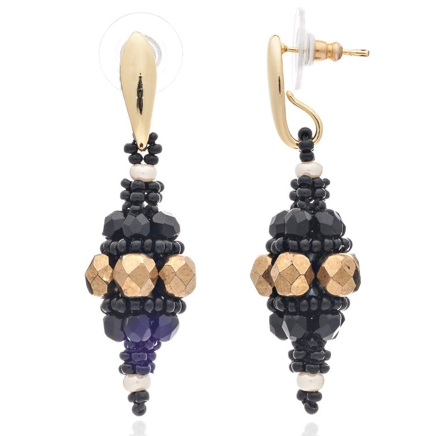 Lynx Fiorella Bauble Earrings