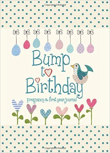 Bump To Birthday - Pregnancy & First Year Journal