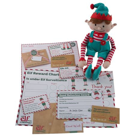 Elf For Christmas Magical Reward Refill Kit