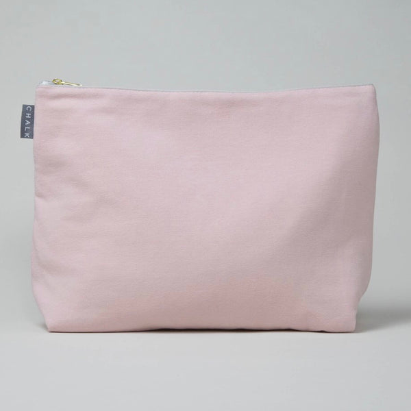 Pink Wash Bag Large