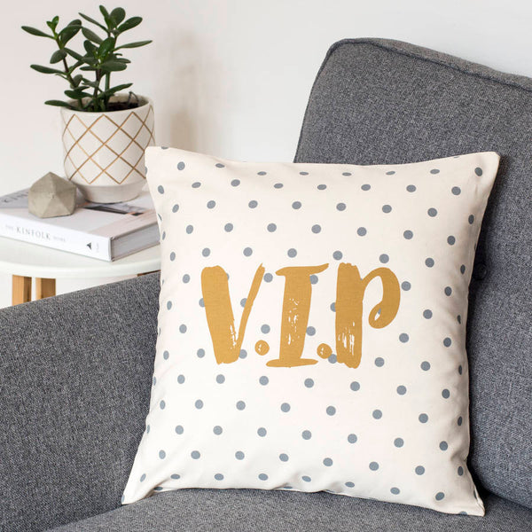 Funny VIP Cushion Cover
