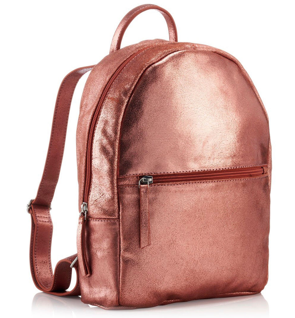 Rucksack Metallic Rose Gold