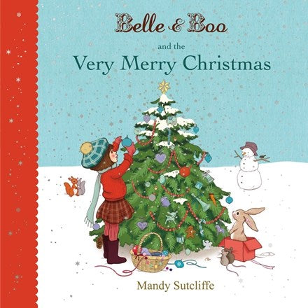 Belle & Boo & The Very Merry Christmas Book