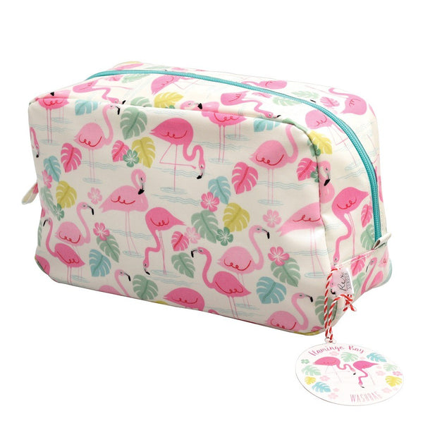 Flamingo Bay Washbag