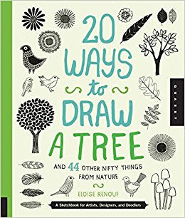 20 Ways To Draw A Tree & 44 Other Nifty Things From Nature